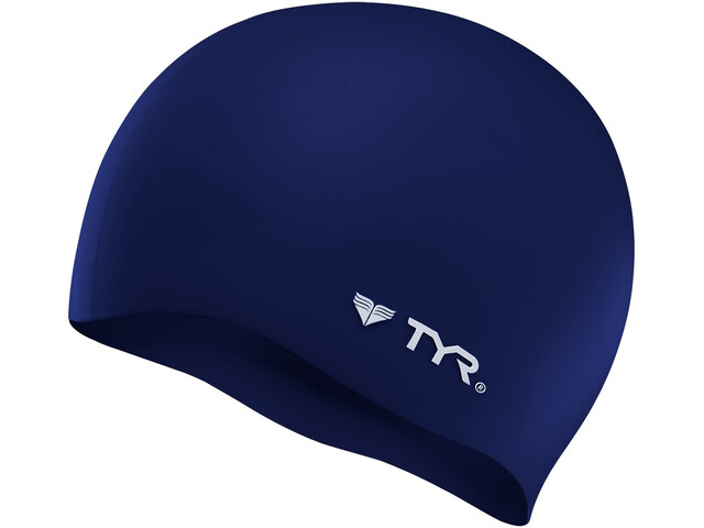 TYR Silicone Casquette No Wrinkle, navy